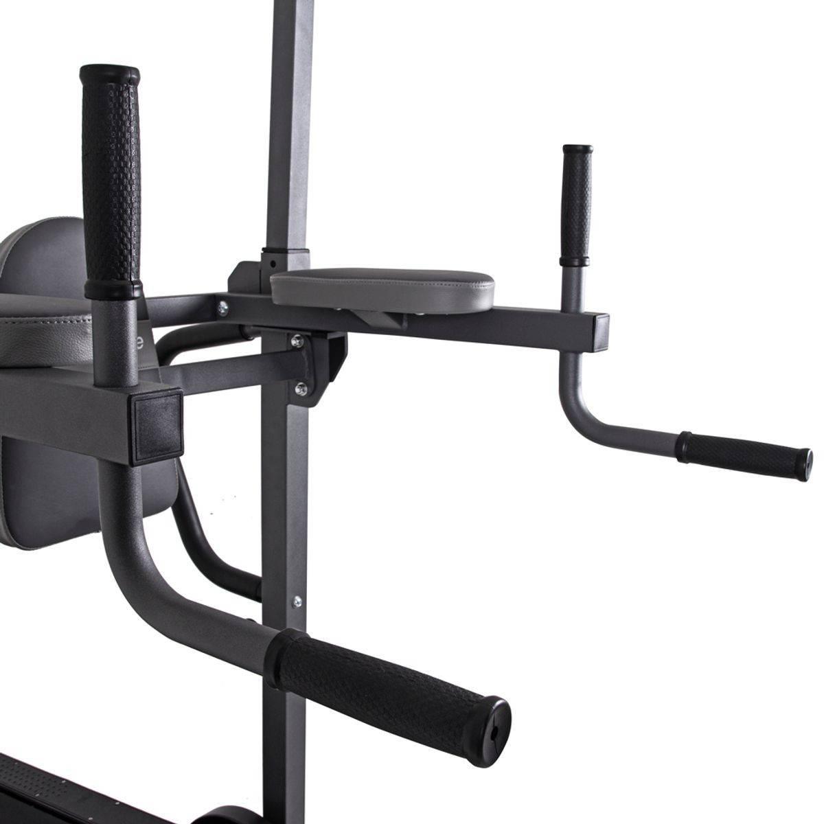 Tredemølle med pull-up bar inSPORTline Tongu