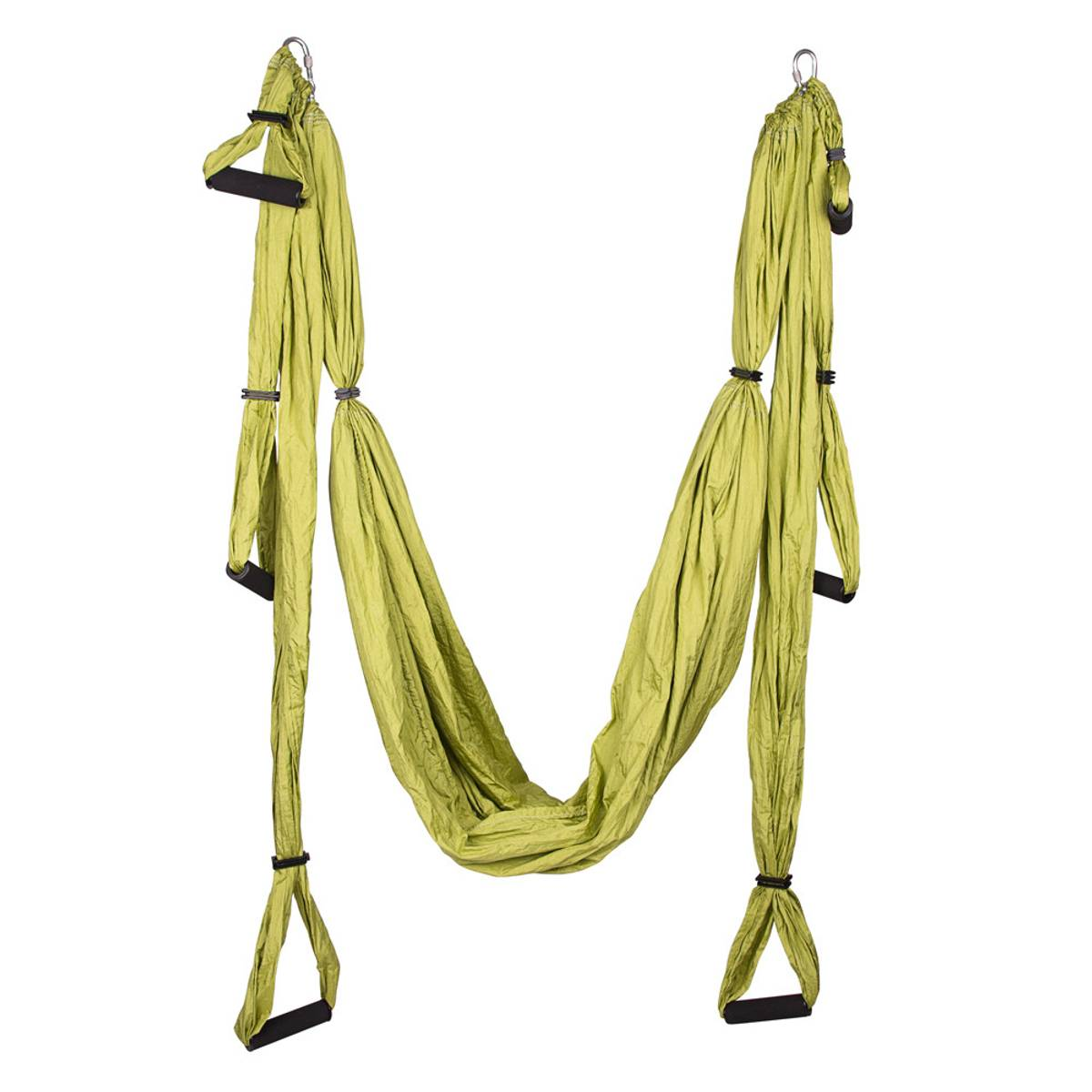 Antigravity Aero Yoga Hammock inSPORTline Hemmok - Grønn